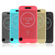 *NEW ICE VIEW* Flip Cover Case with HTC Logo For ...