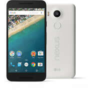 LG Nexus 5x 16GB White Imported