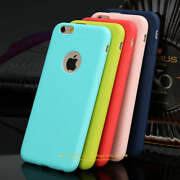 *Candy Colors* Soft TPU Silicon Cover Case for Ap...